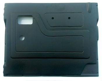 Defender Black Rh Front Door Card Lift Up Handle 85 88