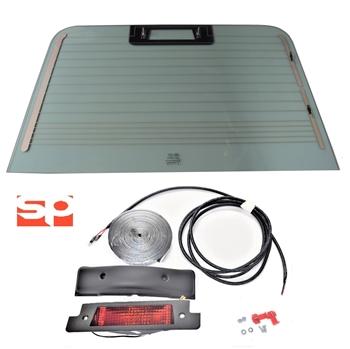 heated high level brake light glass conversion kit 83 02. Black Bedroom Furniture Sets. Home Design Ideas